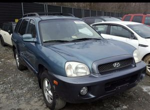 2002 Hyundai Santa Fe for Sale in Baltimore, MD
