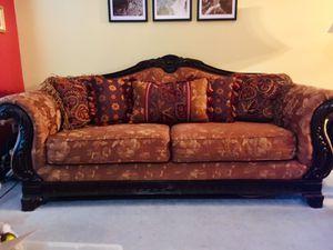 Gorgeous Traditional style Sofa set! for Sale in Renton, WA