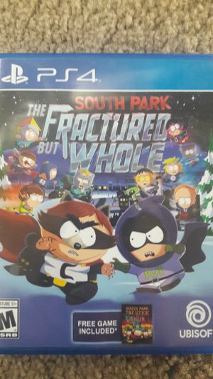 South Park: The Fractured But Whole (PS4) for Sale in Avondale, AZ