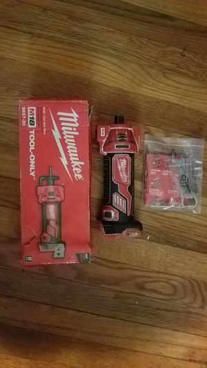 Milwaukee 29 volt Dremel Tool - Tool Only - Great Condition for Sale in West Columbia, SC