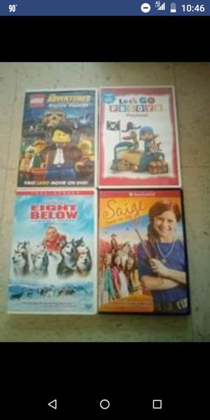 Dvd 1.00 each porch pick up for Sale in Four Oaks, NC