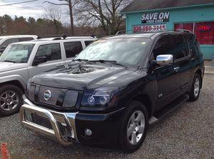 2005 Nissan Armada for Sale in Newton, NC