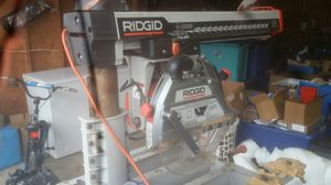 Rigid radial saw for Sale in Oberlin, OH