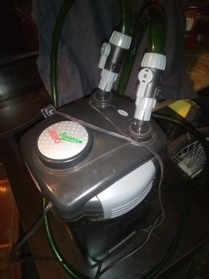 Jebo 838 External Canister Filter (serious inquiries) for Sale in Moreno Valley, CA