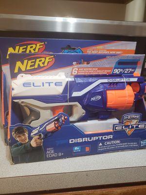 Nerf gun elite disruptor for Sale in Nashville, TN