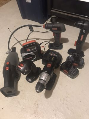 Craftsman cordless set for Sale in Buffalo, NY