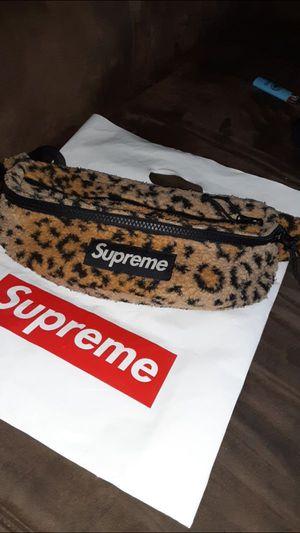 Supreme waist bag for Sale in Carmel, ME