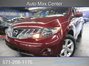 2009 Nissan Murano for Sale in  Manassas, VA
