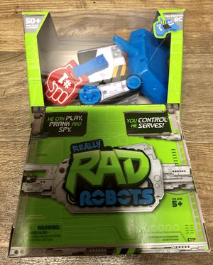 New Toy Really Rad Robots for Sale in Stone Mountain, GA