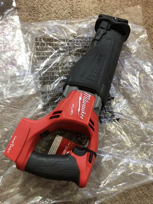 Milwaukee New saw zall Bluetooth(tool only) Nuevo for Sale in Los Angeles, CA