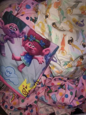 Toddler bed sheets 2 sets for Sale in Los Angeles, CA