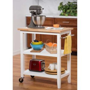 TRINITY 3-tier Kitchen Cart NEW for Sale in Lauderhill, FL