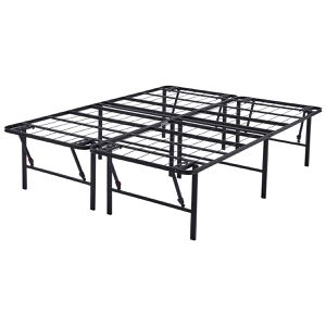 """Mainstays 18"""" High Profile Foldable Steel Bed Frame Full size for Sale in Phoenix, AZ"""