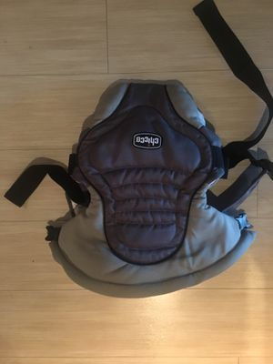 Chicco baby carriers 2 kinds for Sale in San Diego, CA