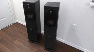 Polk Audio tower speakers $45 for Sale in Mesa, AZ