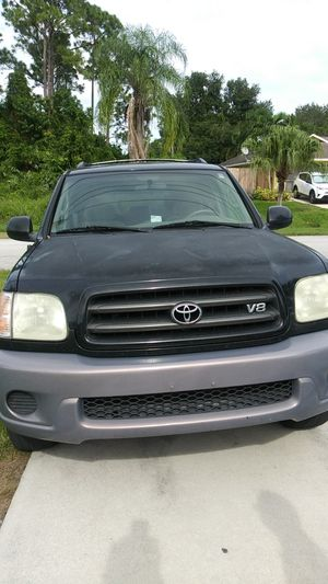 2001 toyota sequoia for Sale in Port St. Lucie, FL