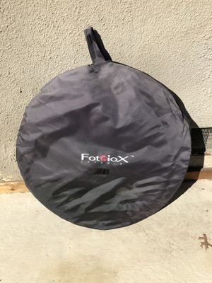 Fotodiox Portable Changing Room - Black for Sale in Claremont, CA
