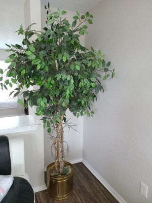 Artificial tree plant for Sale in Fort Worth, TX