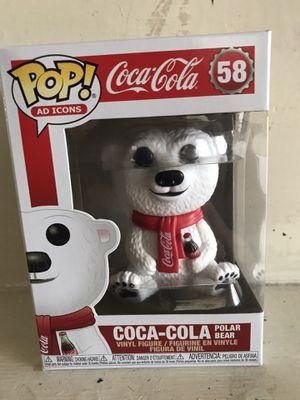 Coca Cola bear funko pop for Sale in Los Angeles, CA