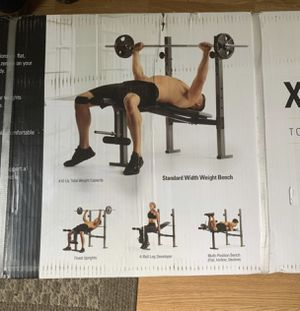 Weirder bench press for Sale in Silver Spring, MD