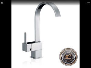 """13"""" Chrome Modern Kitchen / Bathroom Sink Faucet - One Hole / Handle..... CHECK OUT MY PAGE FOR MORE ITEMS for Sale in Baltimore, MD"""