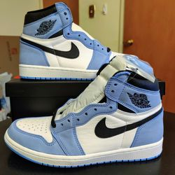 Nike Air Jordan 1 Retro High OG University Blue for Sale in Fresno,  CA