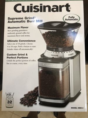 Cuisinart Coffee Grinder for Sale in Stockton, CA