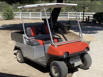Club Cart Gas Golf Cart for Sale in Perris,  CA