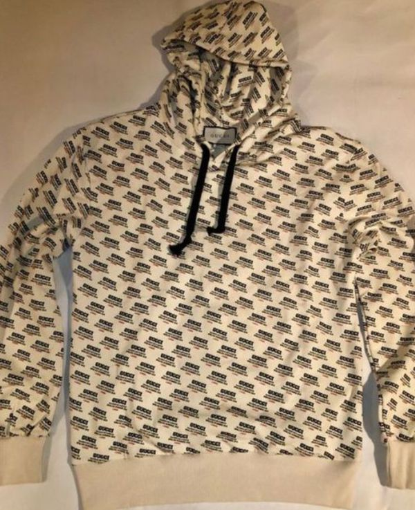 Gucci hoodie all sizes