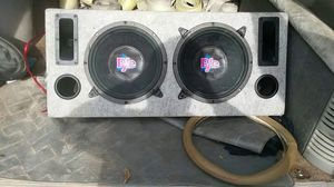 Pyle Sound System for Sale in San Angelo, TX
