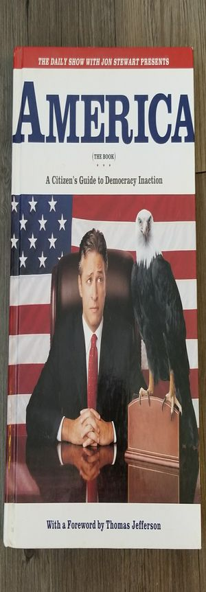 The Daily Show with Jon Stewart Presents America (The Book): A Citizen's Guide for Sale in Denver, CO
