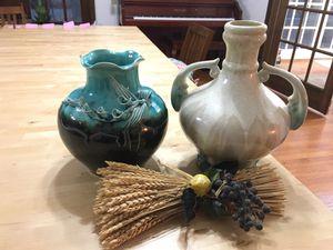 Porcelain flower pot vase for Sale in Fairfax Station, VA