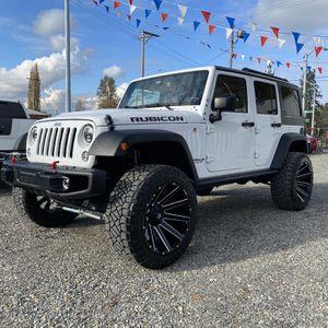 2016 Jeep Wrangler for Sale in Sumner, WA