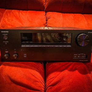 Onkyo TX-NR787 Home Theater AV Receiver 9.2 Channels Dolby Atmos DTS-X for Sale in Hanover, MD