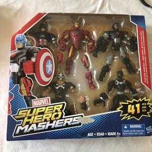 MARVEL SUPER HERO MASHERS for Sale in San Diego, CA