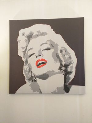 Marilyn Monroe pictures from IKEA for Sale in Los Angeles, CA