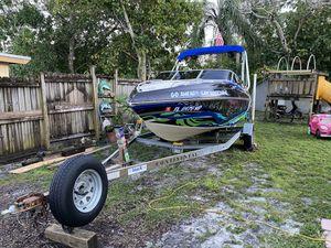 Stingray sport 2001 boat for Sale for Sale in North Miami, FL