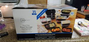 Meal Prep Food Storage Containers for Sale in Spring, TX