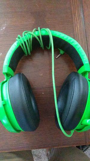 Razer Kraken Pro 7.1 surround sound for Sale in Merced, CA