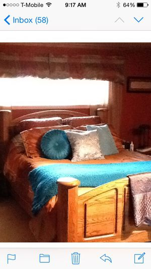 Queen size comforter set for Sale in Wenatchee, WA