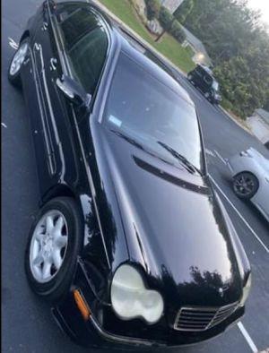 2001 Mercedes C320 for Sale in Stockbridge, GA