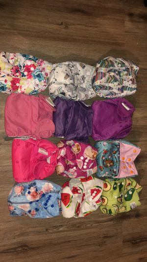 All in one cloth diapers for Sale in Monroe, GA