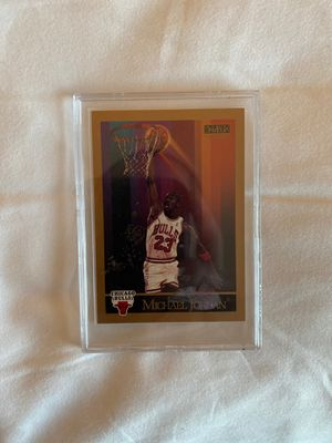 Rare michael jordan basketball card 1990 skybox for Sale in West Covina, CA