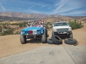 Jeep cherokee xj 4x4 crawler for Sale in Acton, CA