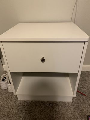 Night stand brand new from wayfair for Sale in Kirkland, WA