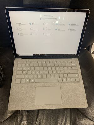 Microsoft 1782 4gb Ram 120gb Windows 10 Pro Touchscreen Laptop/Tablet for Sale in Tampa, FL