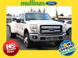 2013 Ford Super Duty F-350 Drw for Sale in Olympia, WA