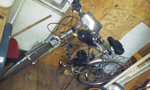 Original Schwinn bike with Engine for Sale in Orlando, FL