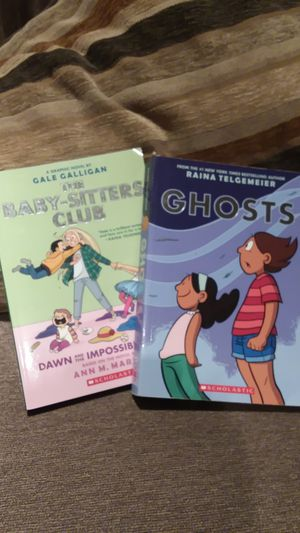 The Baby Sitters Club and Ghosts for Sale in Whittier, CA