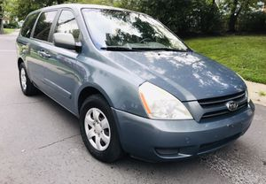 0NLY $4300 •• Drives EXCELLENT •• DVD •2006 Kia Sedona •• Like New Interior for Sale in Chevy Chase, MD